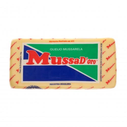 Queijo Mussarela Mussad'oro
