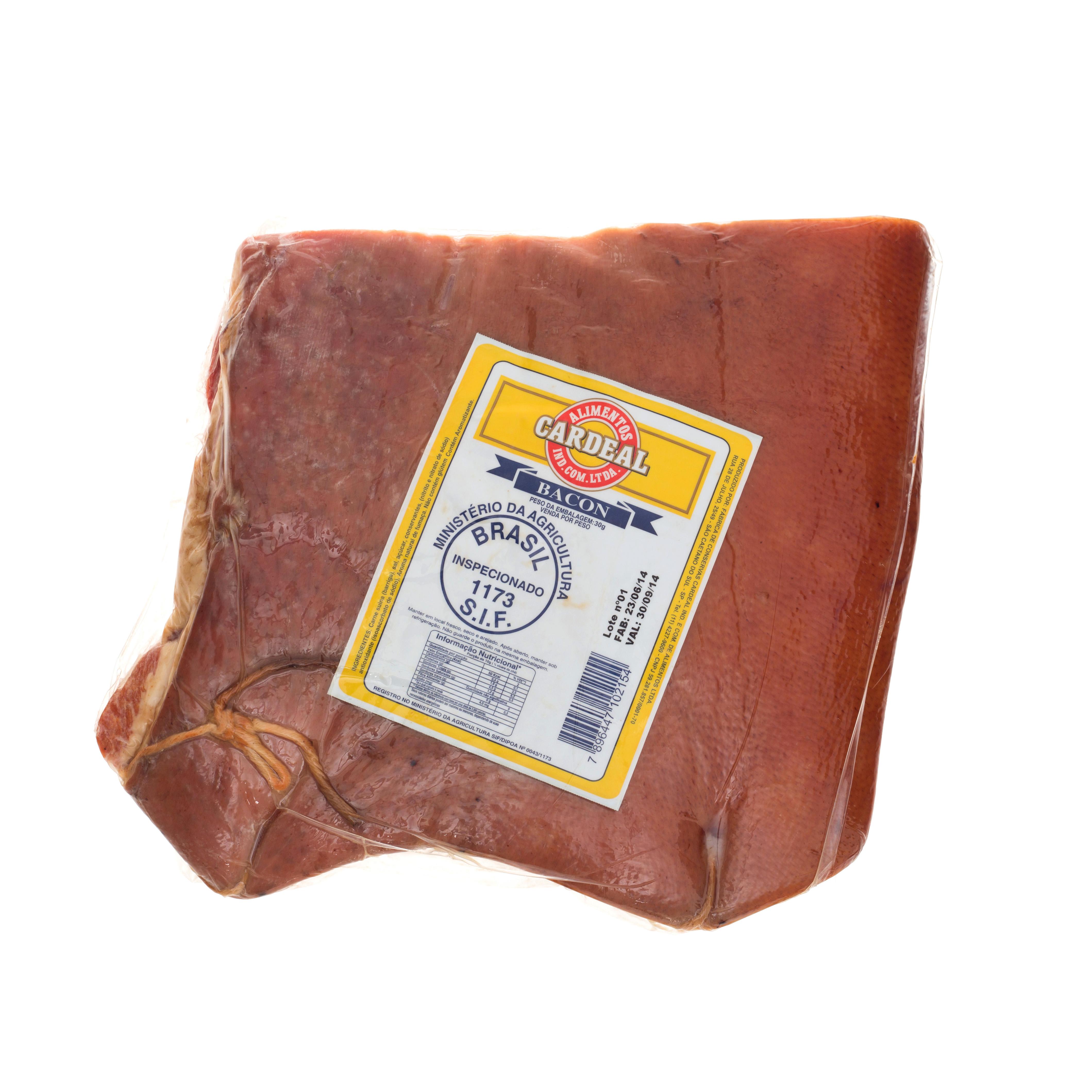 Bacon Defumado Cardeal
