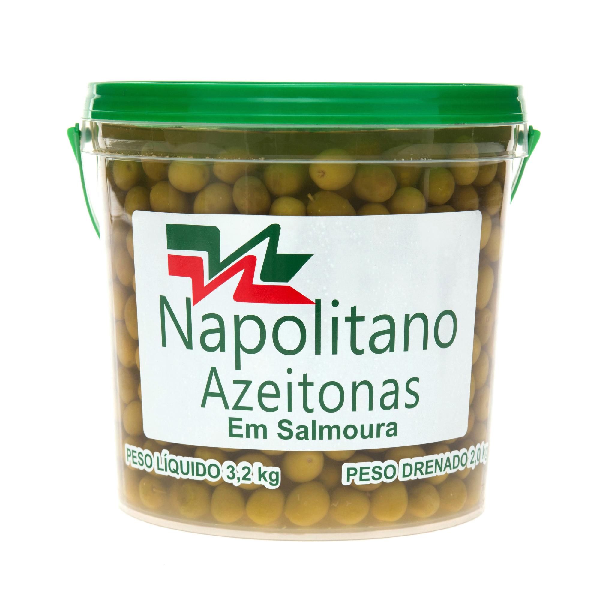 Azeitonas Verdes Manzanilla