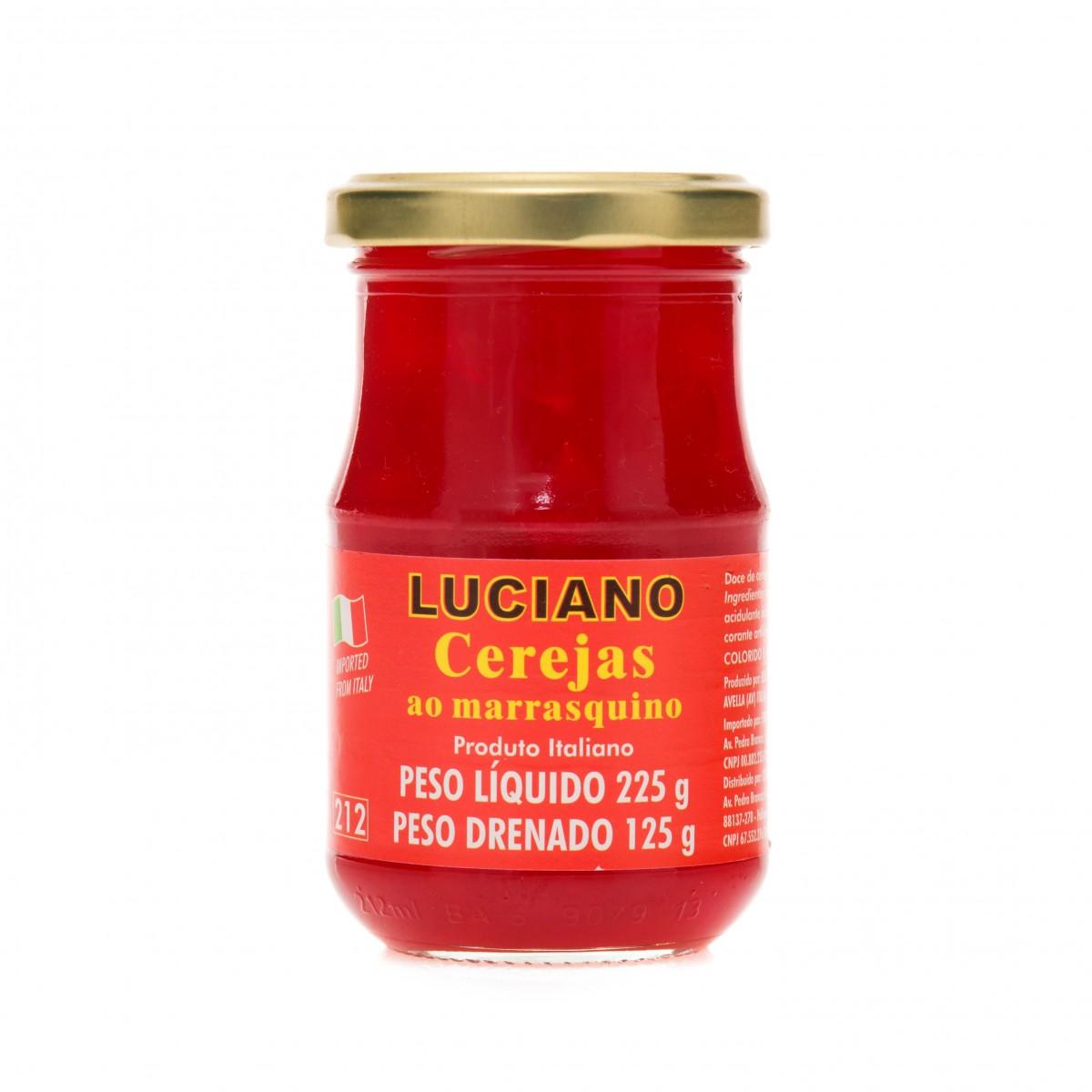 Cereja ao Marrasquino Luciano