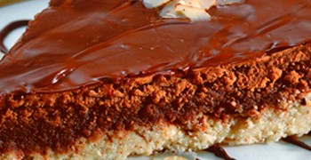 Torta brownie de avelã (1)